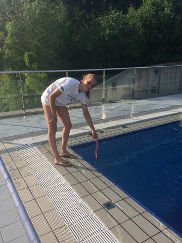 Otvoreno ljetno prvenstvo Hrvatske u skokovima u vodu 2018