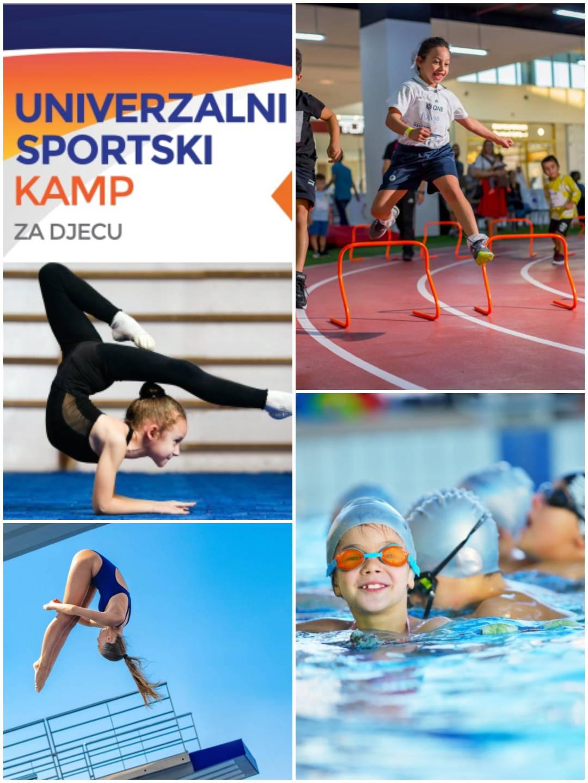 Univerzalni sportski kamp za djecu